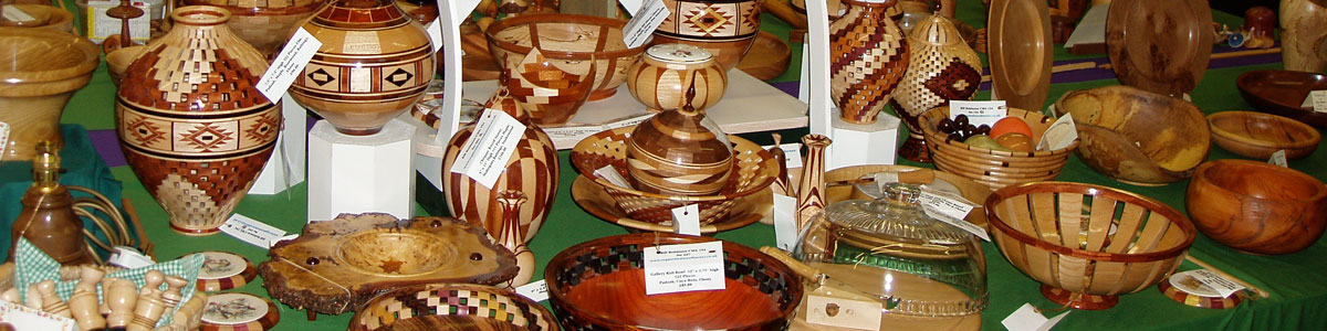 Woodturners by Bill Robinson