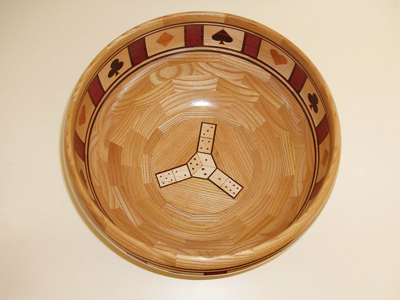 'The Gambler' Bowl