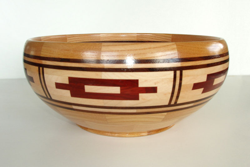 Elm & Maple Bowl