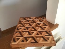 3D Interlock Chopping Board