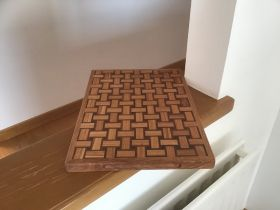 Interwoven Chopping Board