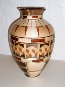 Small '3D' Vase